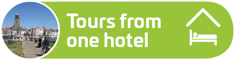 Tours from one Hotel
