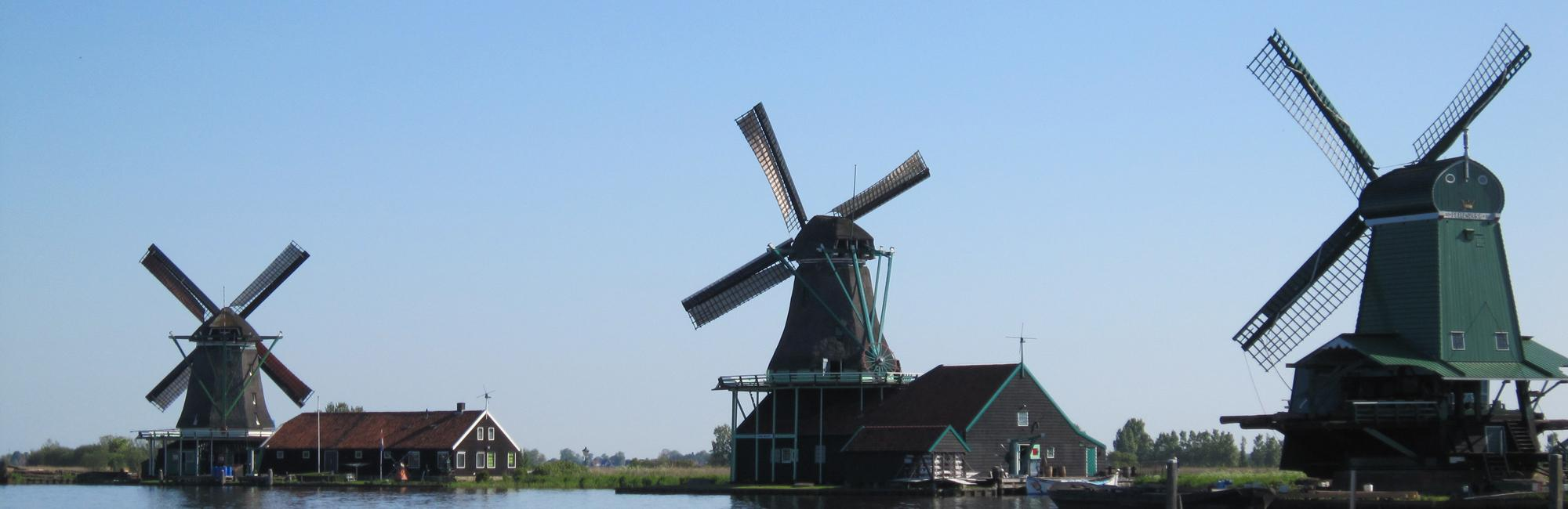 Dutch Bike Tours Cycling holiday Tulip Mini-Cruise