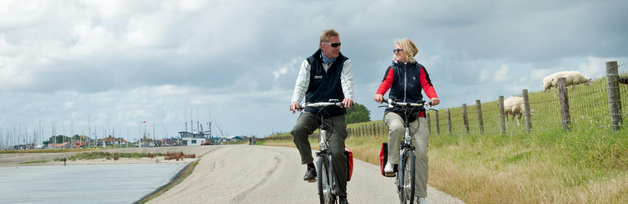 Dutch Bike Tours Cycling holiday Bike and Boat IJsselmeer
