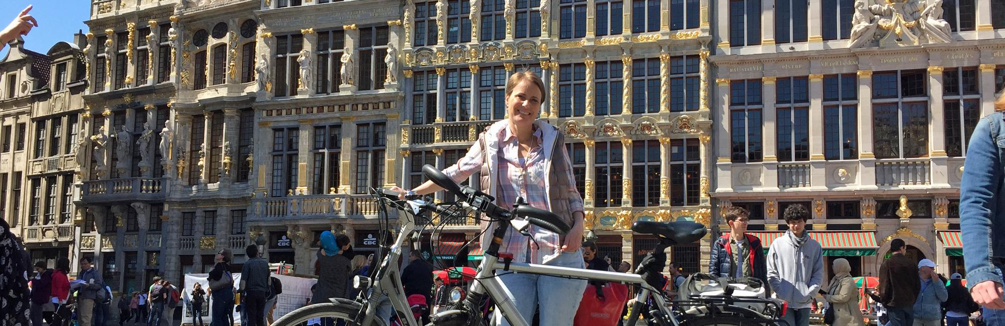 Dutch Bike Tours Cycling holiday Amsterdam - Brussels