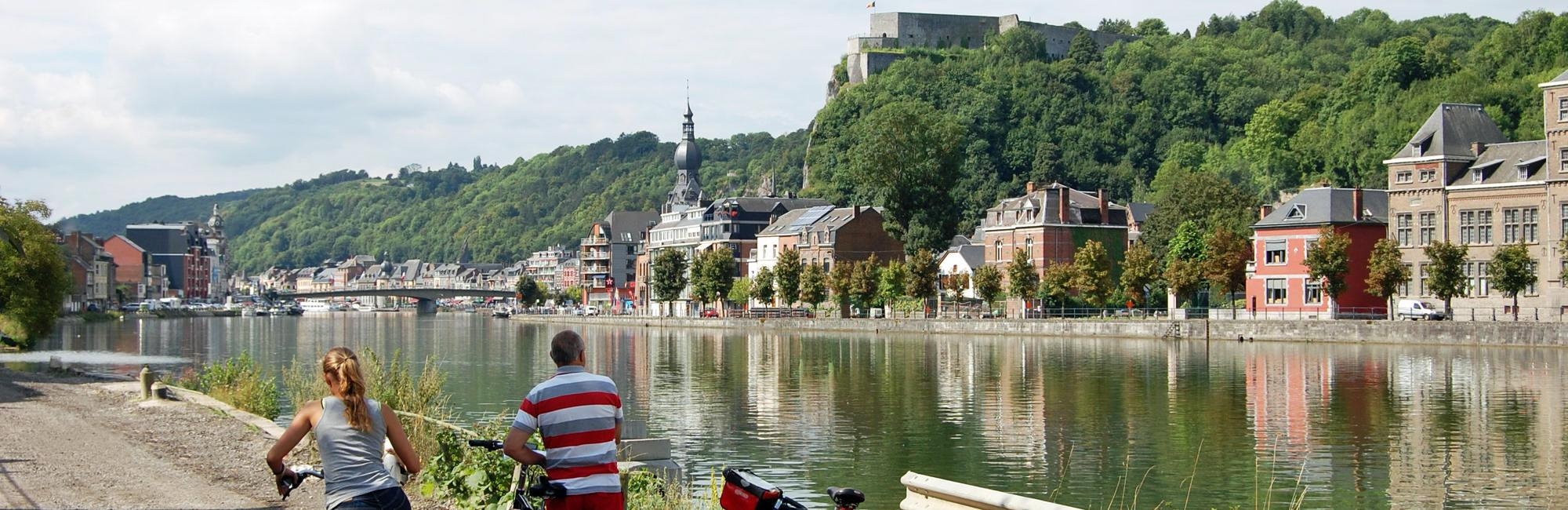 Dutch Bike Tours Cycling holiday Along the Meuse from Maastricht to Sedan