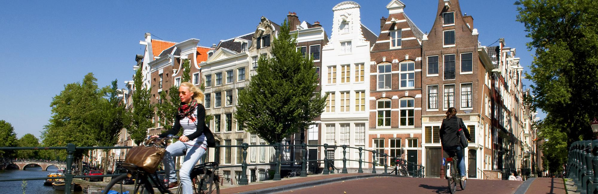 Dutch Bike Tours Cycling holiday Amsterdam - Paris