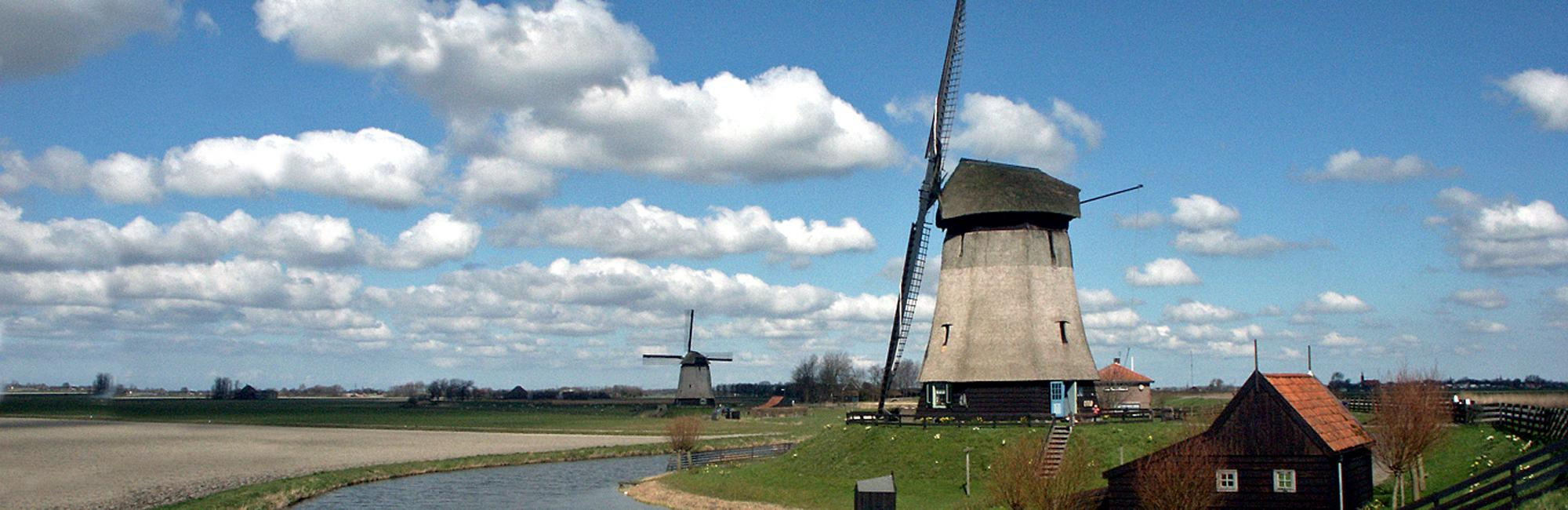 Dutch Bike Tours Cycling holiday North Holland Peninsula Tour