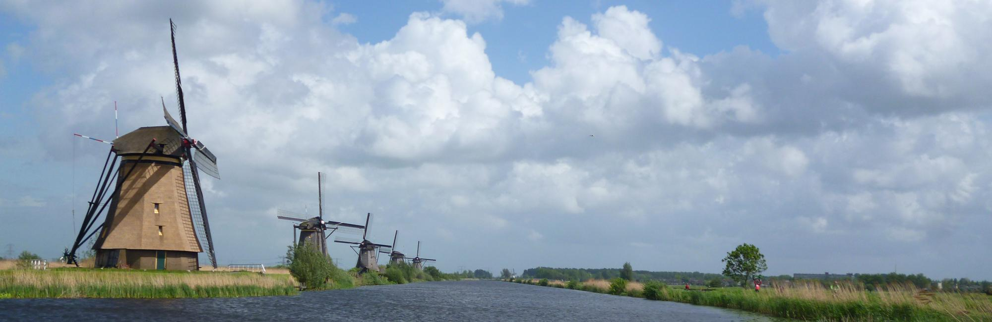 Dutch Bike Tours Cycling holiday Mills and Meadows Tour