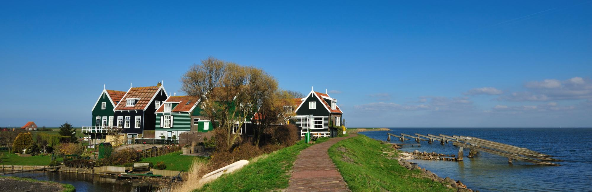 Dutch Bike Tours Cycling holiday IJsselmeer Grand Tour