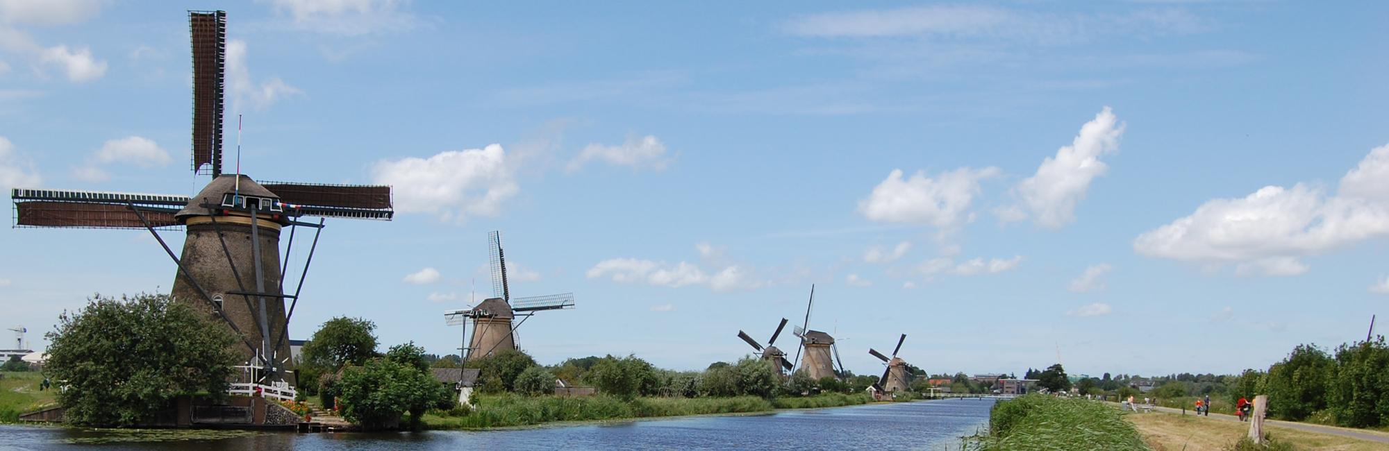 Dutch Bike Tours Cycling holiday The Big Cities Tour